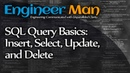 SQL Query Basics Insert Select Update and Delete