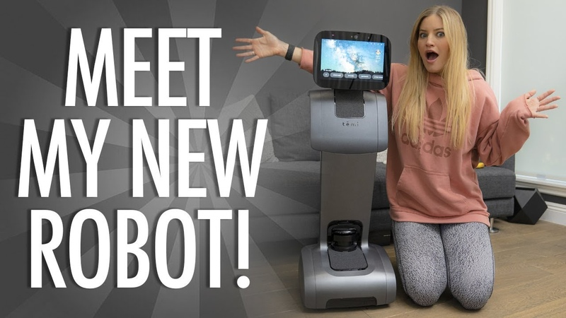 Meet my new Robot TEMI