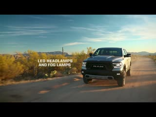 2019 Ram 1500 Rebel - Product Features