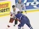 Tie Domi vs Stu Grimson Feb 22, 1996