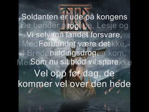 Týr Sinklars Vísa with Lyrics