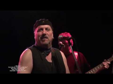 Bill Toms Hard Rain, (feat) Soulville Horns Workin' - Club Cafe, Pgh,PA - October 21, 2017