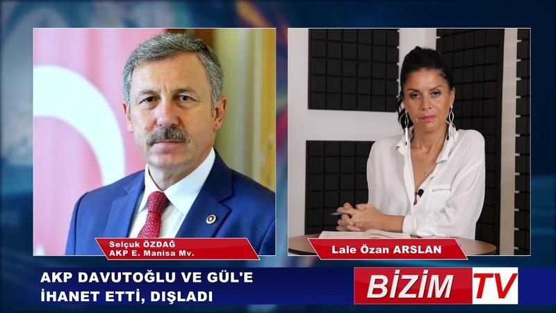 Selçuk Özdağ'dan Erdoğan'a çok sert ihanet yanıtı: AKP, Davutoğlu ve Gül'e ihanet etti, dışladı