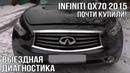 INFINITI QX70 2015 (почти купили!)
