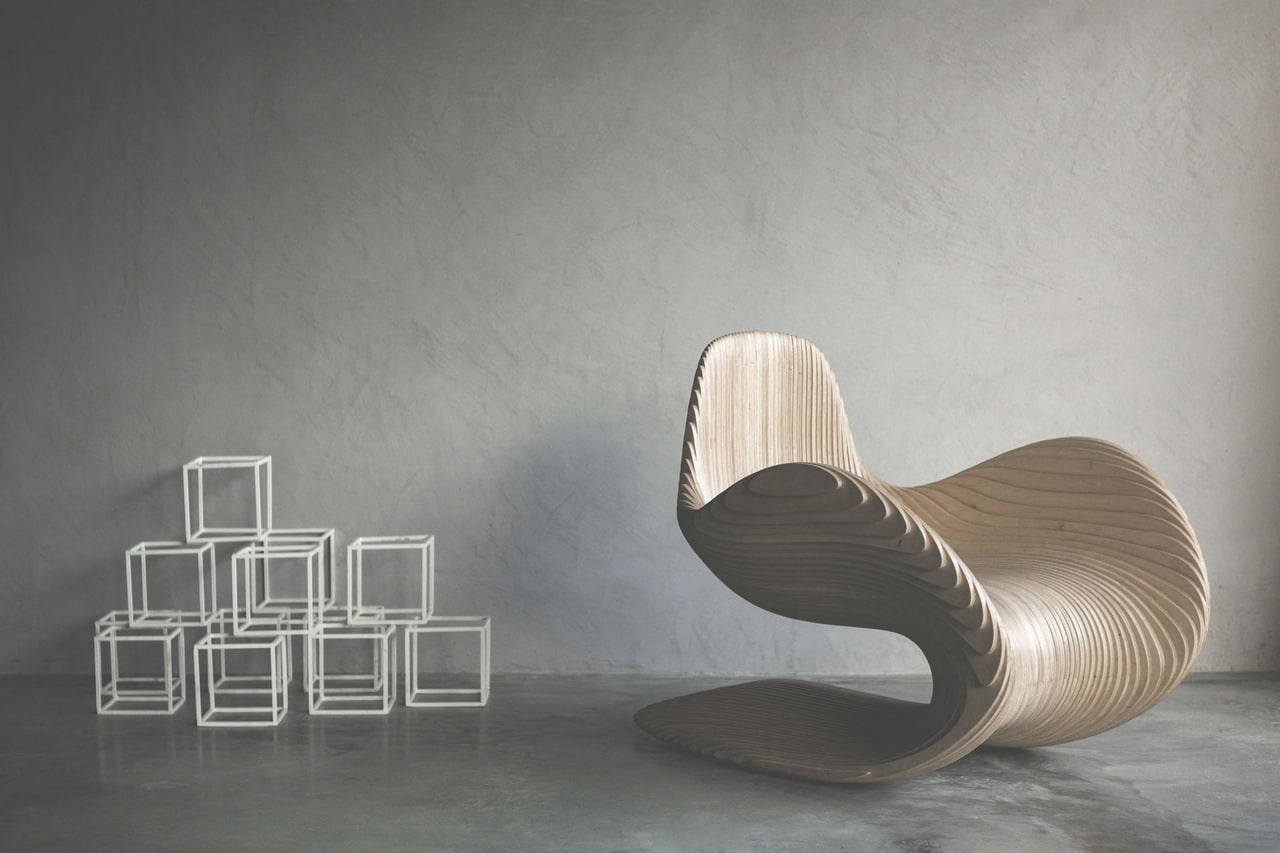 Betula Chair by Apical Reform