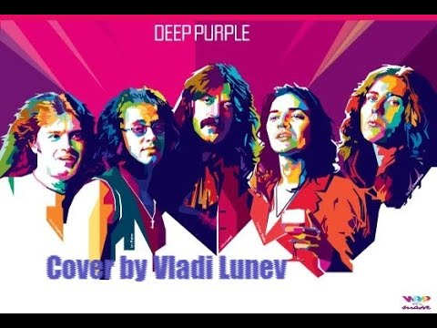 🔴Deep Purple Sometimes I Feel Like Screaming Solo with Tabs by Vladi Lunev
