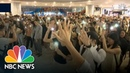 'Glory To Hong Kong' New Protest Anthem Echoes Around Shopping Malls NBC News