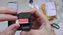 Защитное закаленное стекло сумка чехол для Экшен Камеры Распаковка посылка из Китая