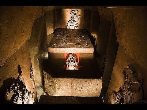 Археологи расшифровали иероглифы Храма Надписей Майя и оторопели Загадка Пакаля раскрыта полностью