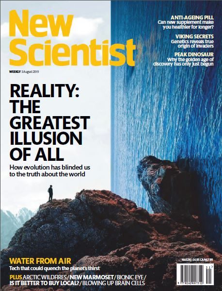 New Scientist 3 08 2019