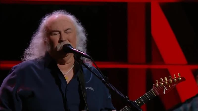 Crosby, Stills Nash - Almost Cut My Hair (Madison Square Garden)