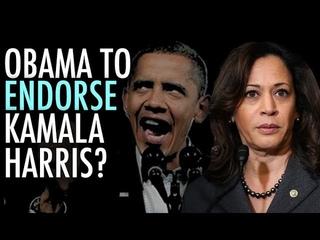 Obama to Endorse Kamala Harris?