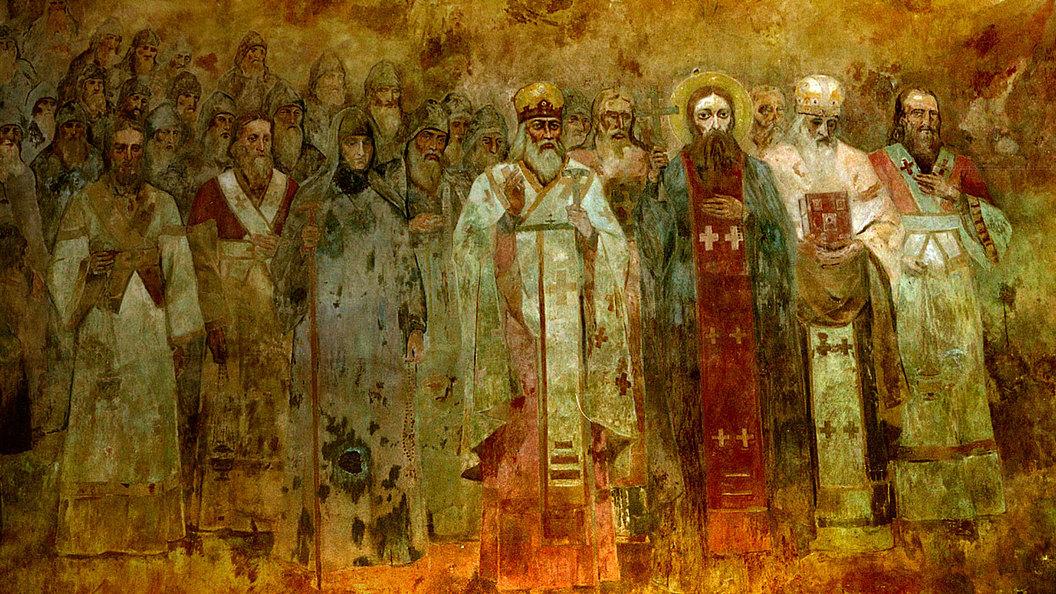Картинка христианство руси