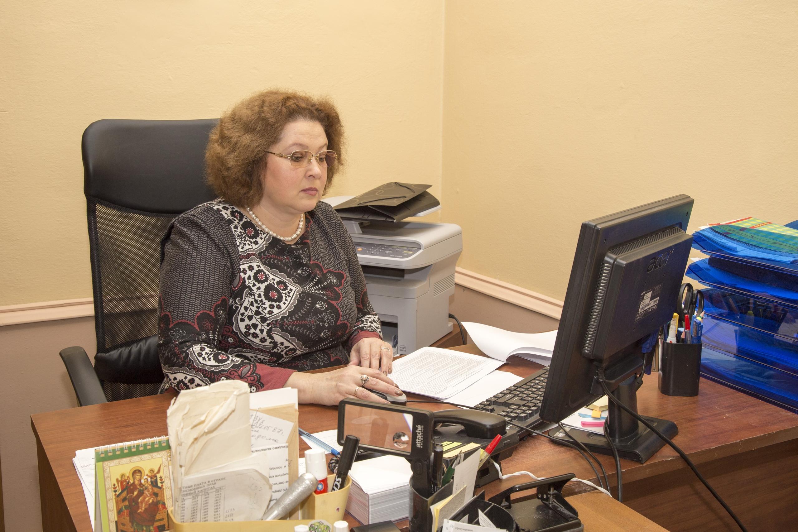 Фото начальницы реестра всеволожска натальи