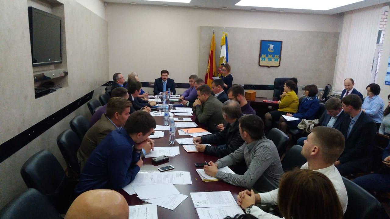 Председатель Кимрской городской Думы сложила полномочия по семейным обстоятельствам