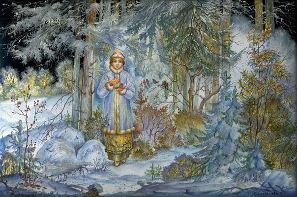 Снегурочка: кто родители, куда они пропали и что за странные отношения с «дедом-отцом» Морозом Все знают милую, добрейшей души девочку-снегурочку, но мало кому известно, кем она является на
