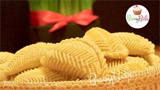 Shekerbura - Azeri Maamouls Novruz Pastry (Ep.29)