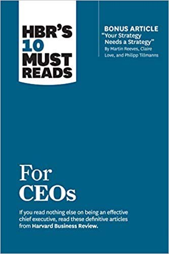 10 Must Reads for CEOs