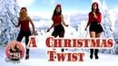 A Christmas TWIST Merry Christmas 2019 Easydance Coreografia line dance Balli di Gruppo 聖誕節快樂