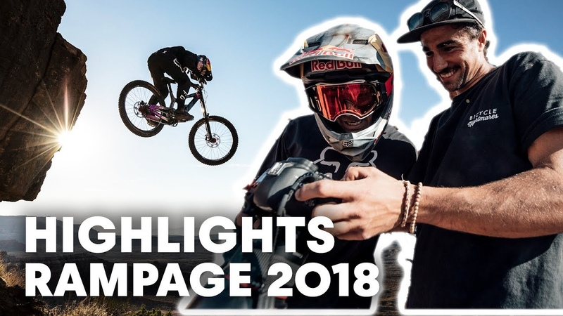 Here's What Went Down at Red Bull Rampage 2018
