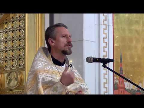 Проповедь прот. Георгия Урбановича в неделю 18-ю по Пятидесятнице (30.09.18)