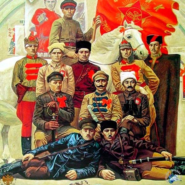 Красные командиры