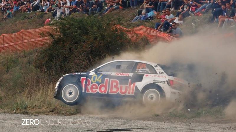 Rallylegend 2019 | Big jumps, crazy crowds flatout action