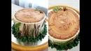 Торт ПЕНЬ БЕРЁЗЫ от SWEET BEAUTY СЛАДКАЯ КРАСОТА Cake Decoration