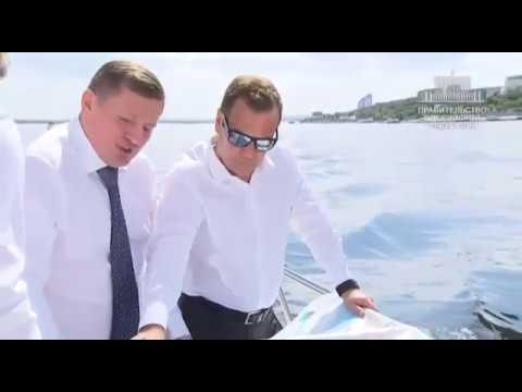 Дмитрий Медведев: Волга исчерпала все ресурсы самоочищения