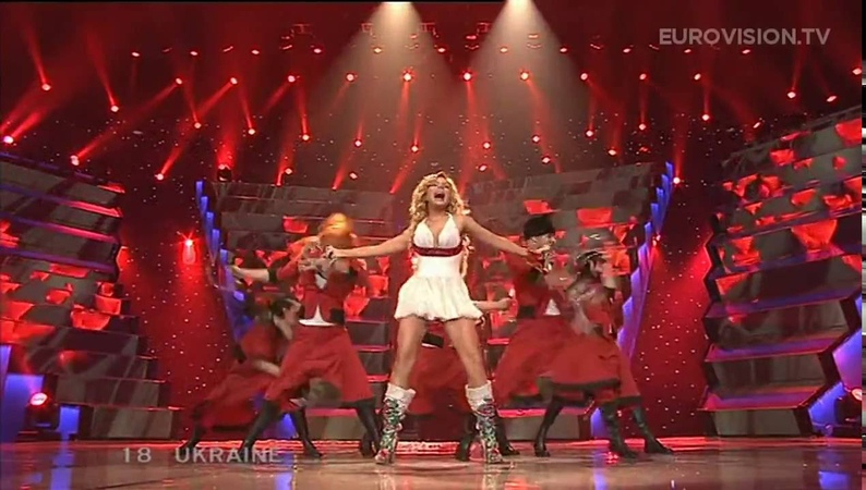 Tina Karol Show Me Your Love Ukraine 2006 Final