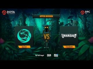 beastcoast vs Team Unknown, OGA DPC SA Season 2, bo3, game 1 [Lex & 4ce]