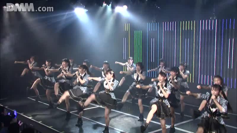 NMB48 Team BII BINGO @ 190618 NMB48 Stage BII5