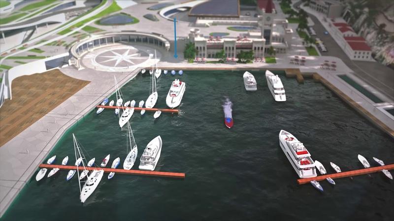 Концепция гражданского развития Балаклавской бухты