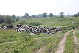 В Липецкой области ликвидировано 76 несанкционированных свалок