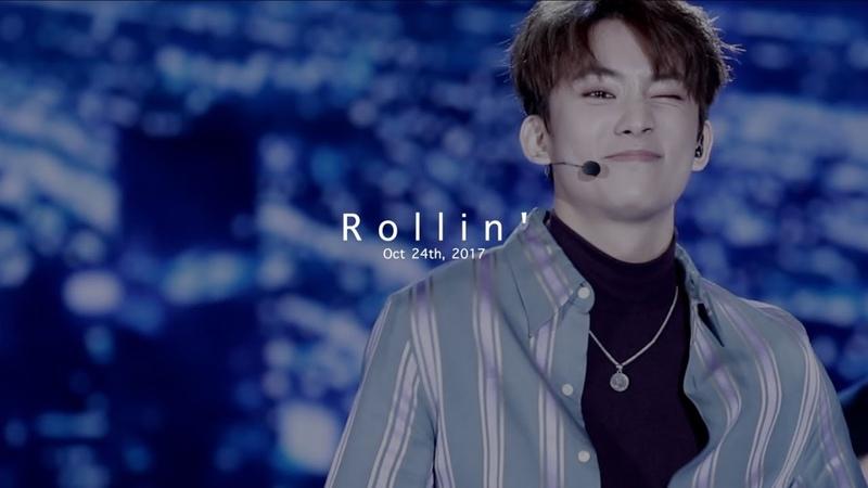 171024 공찬 - 롤린 | Gongchan - Rollin'
