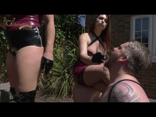 Tess oubliette girls just wanna have fun mistress goddess femdom