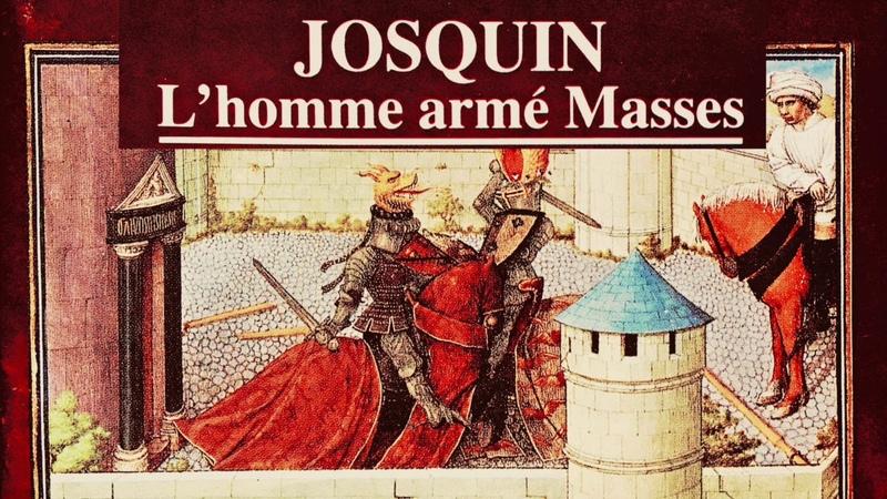 Josquin des Prés Missa L'Homme Armé Century's recording The Tallis Scholars Phillips