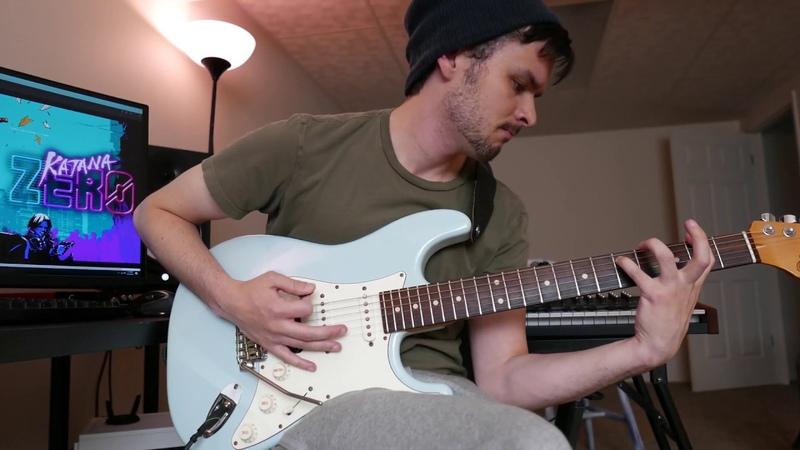 Katana Zero - You Will Never Know Guitar Cover