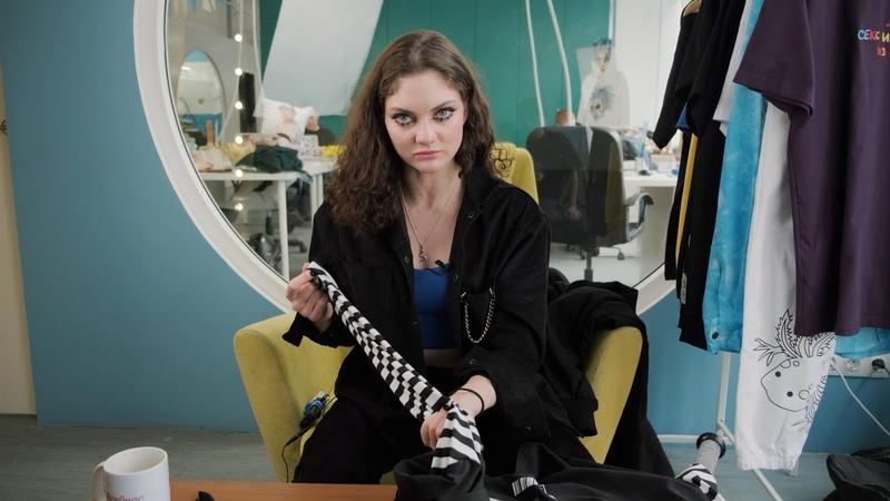 Из чего мы шьем и чем печатаем на худи Дарья Зарыковская
