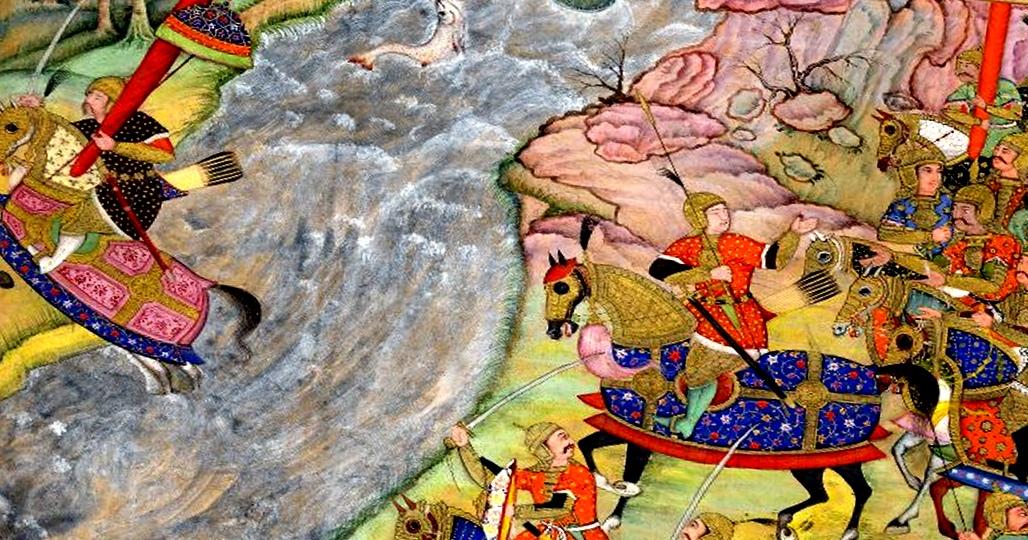 Спасение через Инд