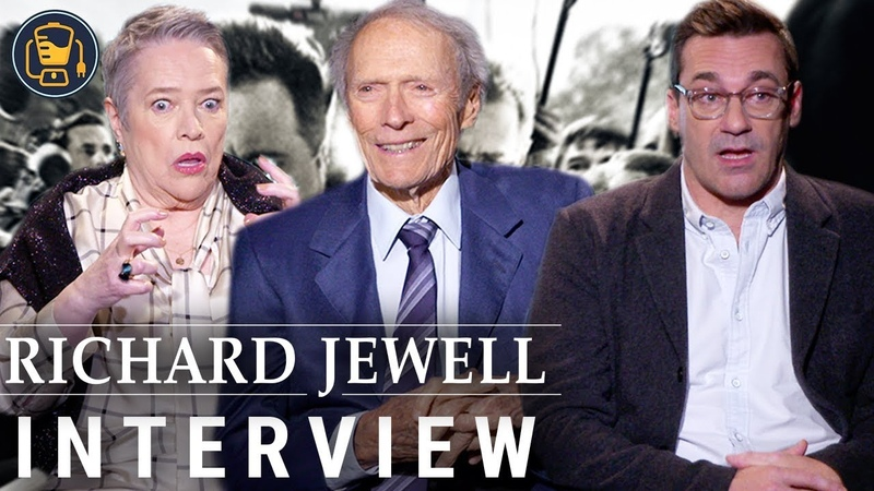 Clint Eastwood, Jon Hamm, Kathy Bates And More - Richard Jewell Interviews