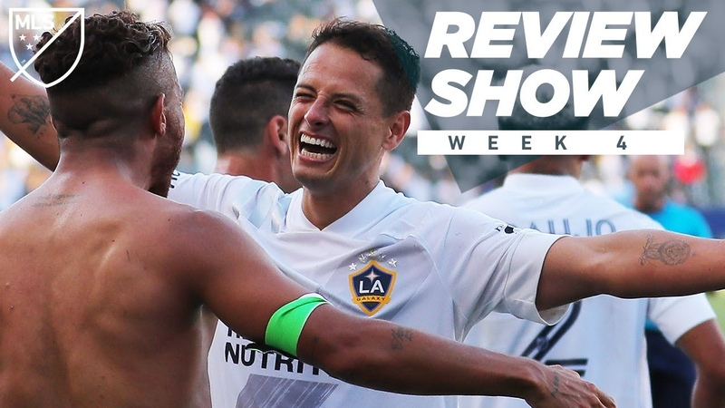 EL Trafico Delivers Excitement Portland and Seattle Battle It Out MLS Review Show