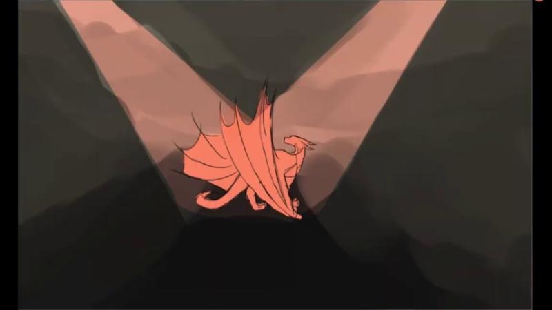 Wings of fire Peril PMV Saint Bernard