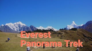 All you need to know about Mt Everest panorama view trek