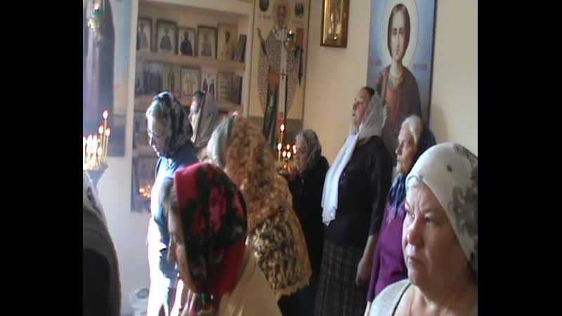 Престольный праздник в Ягодном 09.10.2019 г.(Ч.3)