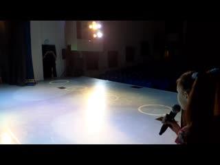 моя дочь Долматова исполнила превосходно ошеломляюще жюри выразили восторг от ее исполнения будущая звезда моя