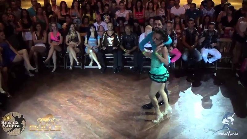 Baila Mundo Wesley Policeno e Tuany Franciele 1º Campeonato Reis da Vanera da Bulls Club