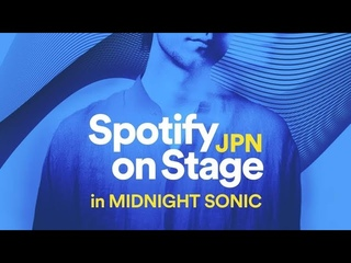 Spotify on Stage JPN in MIDNIGHT SONIC - TK from 凛として時雨 2019