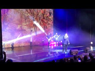 Лирика Владимир Ждамиров на концерте Инны Вальтер в Москве!