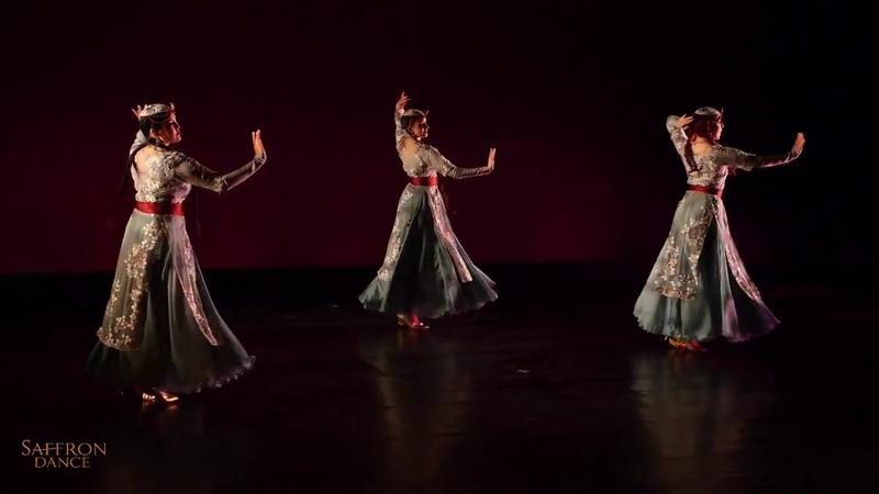 Sayad Saffron Dance Company Casbah 2017
